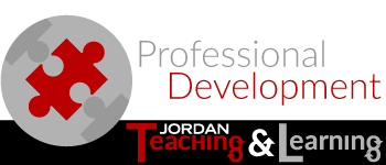 Professional Development | Jordan Teaching & Learning